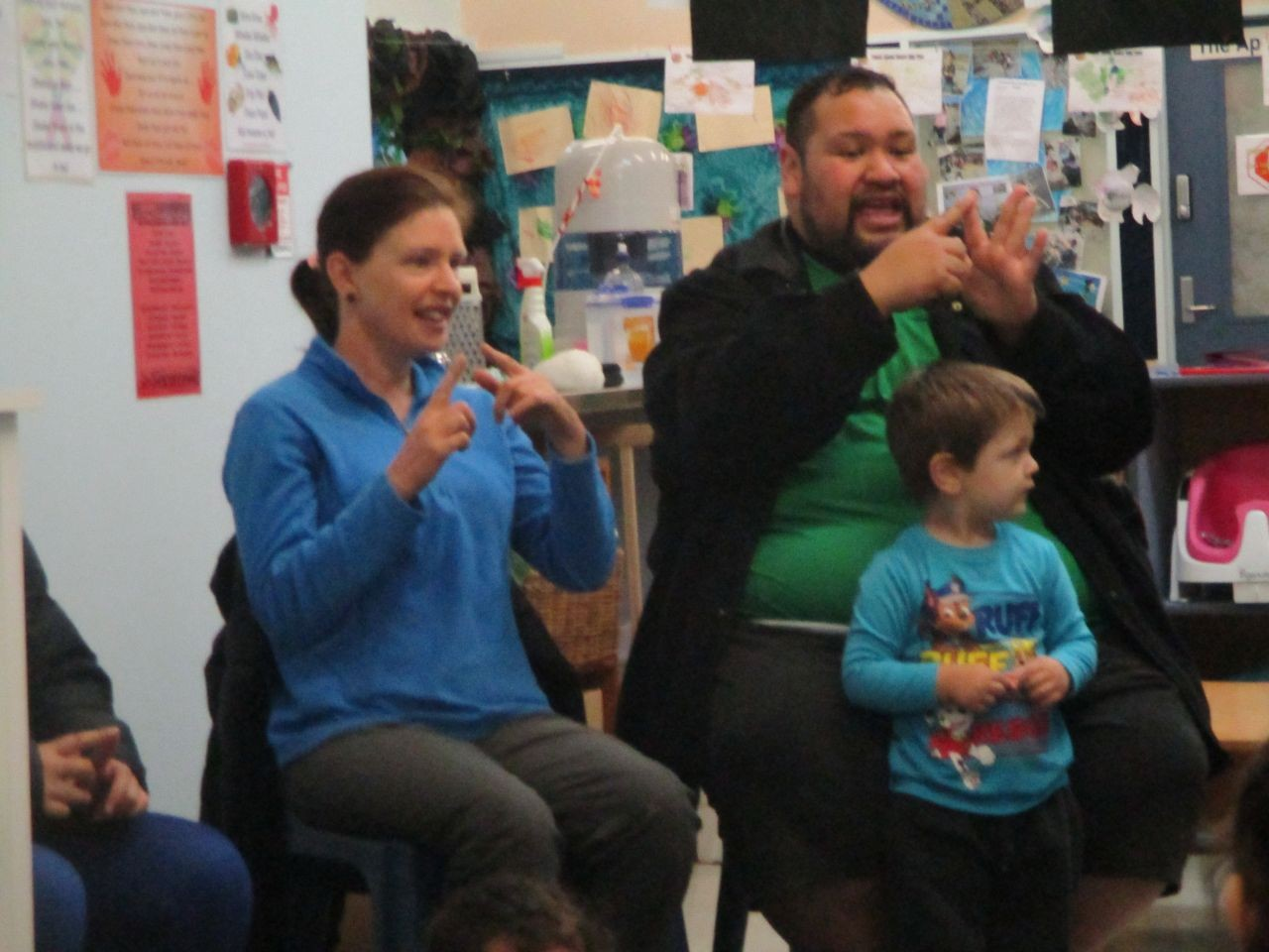 Celebrating New Zealand Sign Language week