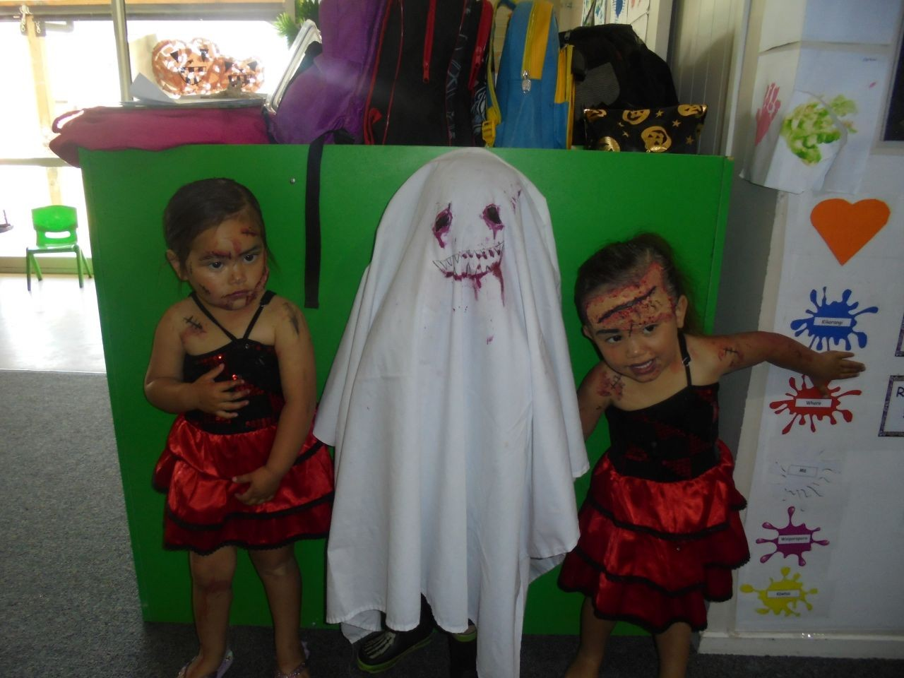 Halloween at Marne Road