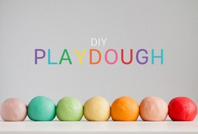 Play Dough Recipes